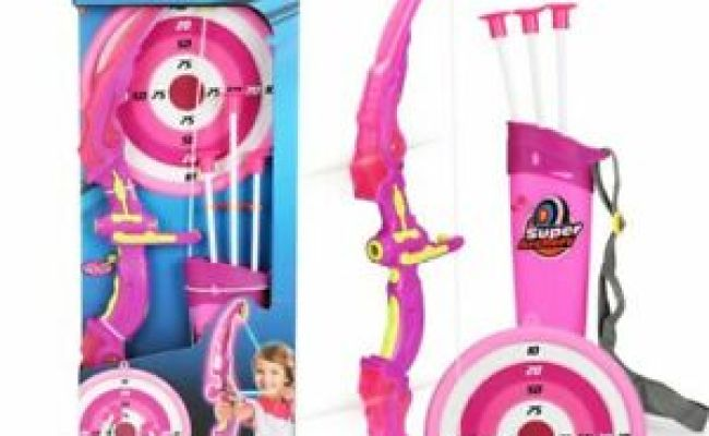 Toys For Girls 3 10 Years Old Kids Bow Arrows Target