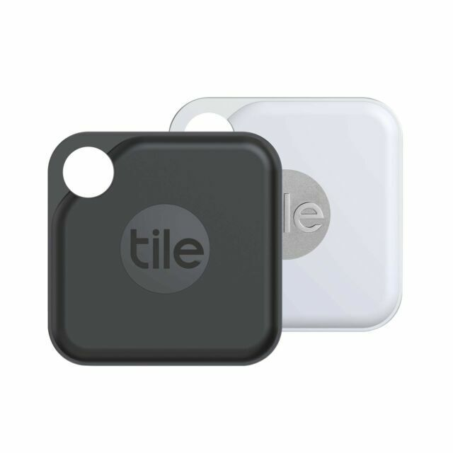 tile 2020 pro item tracker 2 pack black white re 20002