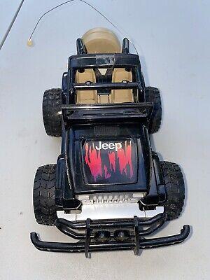 90s Jeep Wrangler : wrangler, Vintage, Nikko, Wrangler, Remote, Control, Truck-No