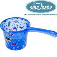 Sevibaby BLAU Baby Bade Tasse fr Badewanne Kelle Krug ...