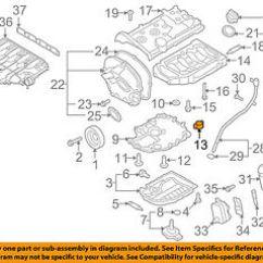 Vw Eos Parts Diagram Evinrude Etec 250 Wiring Volkswagen Oem 09 16 Engine Check Valve 06h103156 Ebay Image Is Loading