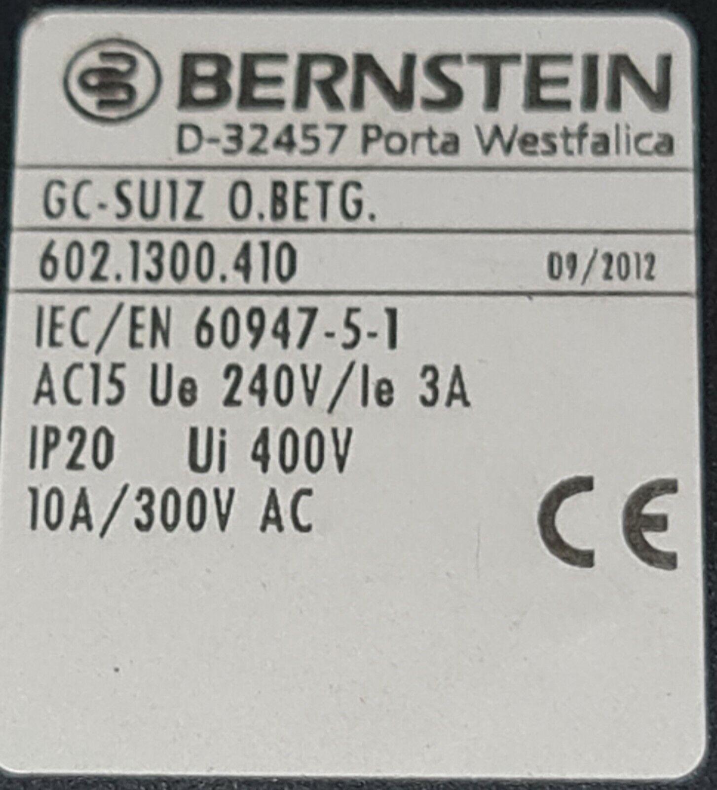 jetzt verkaufen Bernstein GC-SU1Z 0.BETG Gc Limit Schalter