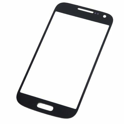 Samsung Galaxy S4 i9500 Black Front Glass Lens screen