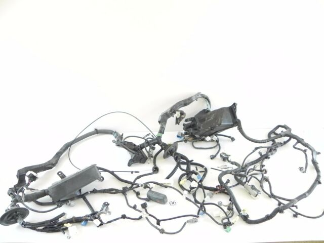 2008 LEXUS IS250 IS350 ENGINE WIRE WIRING HARNESS RWD