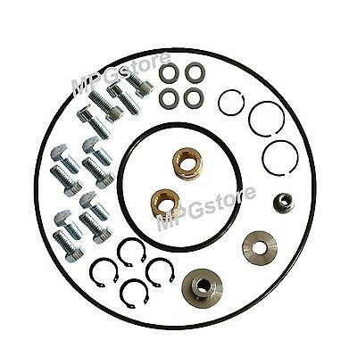 Turbocharger Rebuild Kits for KKK K26 Turbo 360 Degree