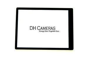 Nikon D5100 LCD Screen Display Outer Glass Window & Tape