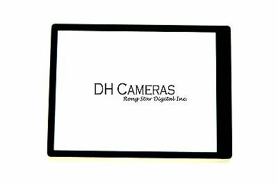 Nikon D5100 LCD Screen Display Outer Glass Window & Tape