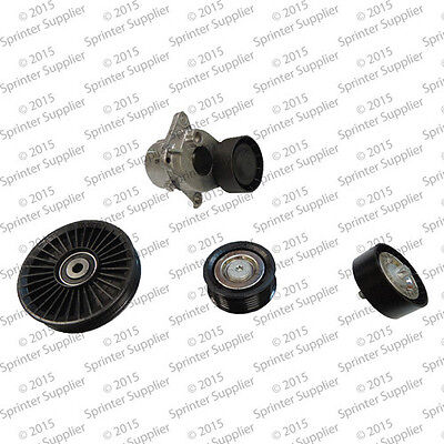 Mercedes Sprinter 2.1L 4Cyl Tensioner Idler Pulley Kit