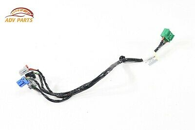 DODGE DURANGO CENTER CONSOLE WIRE WIRING HARNESS OEM 2014