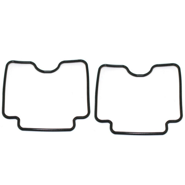 2pcs Carburetor Float Bowl Gasket for Suzuki Yamaha Bikes