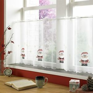kitchen candles stuff christmas embroidered 59 x 24 150 61cm cafe image is loading 034