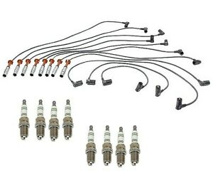 Mercedes W140 400SEL 93 Bosch Ignition Kit with Wire Set