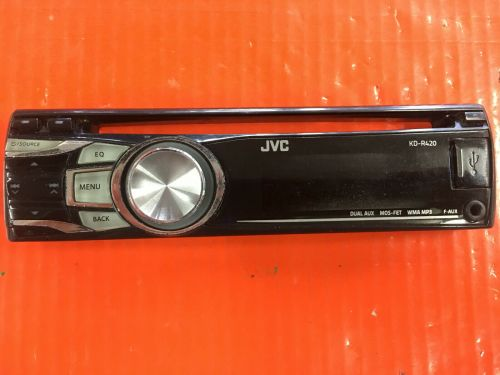 small resolution of jvc kd r420 cd player mp3 usb in dash receiver for sale online ebay wiring diagram for jvc kd r420