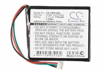 AHL03706001 AHL03707002 VF9 VF9B Battery for TomTom Start