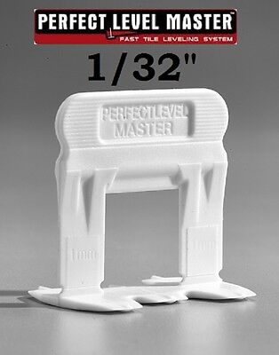 1 32 perfect level master t lock tile leveling system wall floor spacers