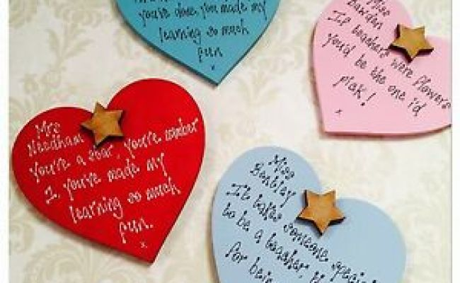 Personalised Fridge Magnets Great For Teachers Thank You