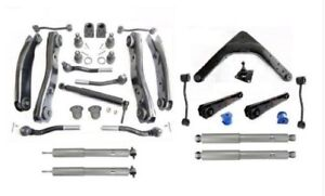 FRONT + REAR SUSPENSION & STEERING 33pcs KIT JEEP GRAND
