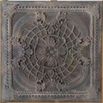 Ceiling Tiles Faux Tin Old Wood Decor Bar Saloon Wall Panels Pl31 10pcs Lot For Sale Online