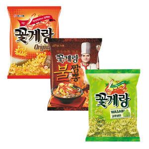 Details Zu Binggrae Crab Chips 3types Korean Style Snack Free Shipping
