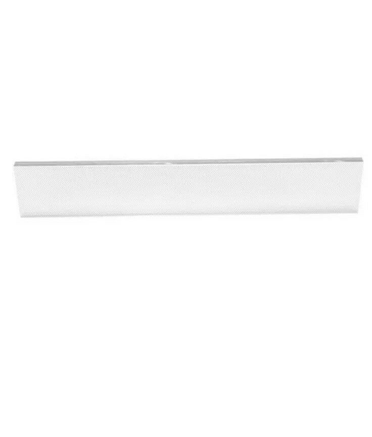 lithonia lighting fixture replacement led fluorescent lens cover part dsb48 4ft