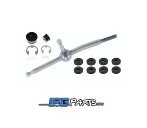 Torque Solution Short Shifter & Bushings For 2001-06