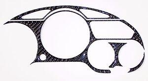 Tachoringe Carbon Cover für SUZUKI SUZUKI GSX750F GSX F750