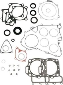 Moose Complete Gasket Kit w/ Oil Seals for KAWASAKI 2005