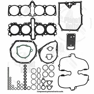 Complete Engine Gasket Kit Set Suzuki GSXR 750 GSX 750