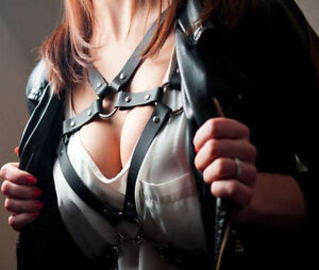 Image Is Loading Suspenders For Women Leather Punk Harness Bdsm Designer