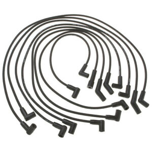 1981-1984 Corvette AC Delco AC Delco Spark Plug Wire Set
