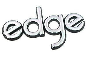 Genuine New FORD EDGE BOOT BADGE Logo Emblem For Focus Mk1