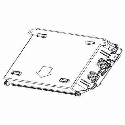 Lg EBR76519513 Dryer Electronic Control Board Genuine OEM