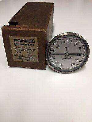 Termometer Bimetal : termometer, bimetal, Princo, Instruments, Thermometer,, Bi-Metal, Actuated