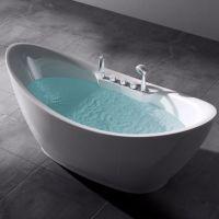MAI Vicenza603 Freistehende Badewanne   Weiß günstig ...