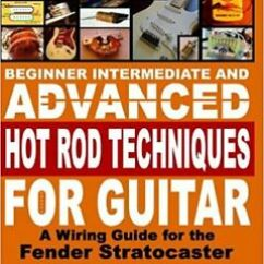 Fender Strat Wiring Diagram Pickup 1998 Honda Accord Starter Squire Stratocaster Pickups Switch Book Image Is Loading