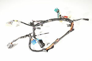 99-04 Corvette C5 Driver Seat Track Wiring Harness With