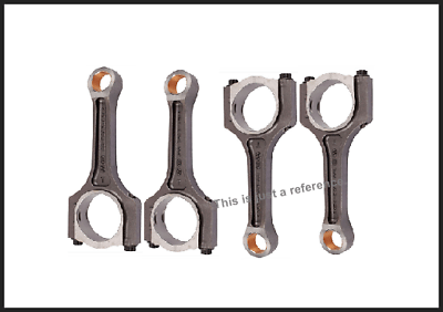 OEM CONNECTING ROD ASS'Y x 4pc For Kia Optima Sportage