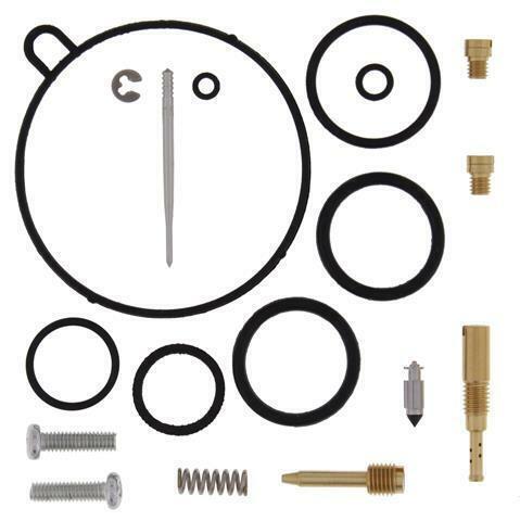 Carb Carburetor Repair Rebuild Kit For Honda 2004-2005