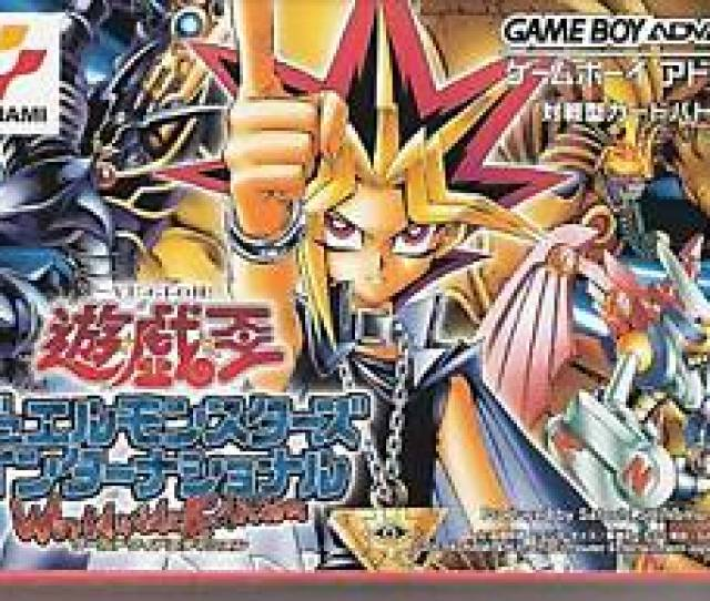 Image Is Loading Yu Gi Oh Worldwide Edition Game Boy Advance