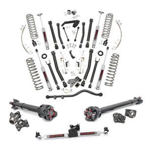 6 Inch COMPLETE Suspension Lift Kit for Jeep Wrangler JKU