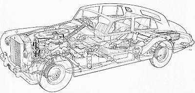 Rolls Royce Silver Cloud II Phantom Bentley S Repair