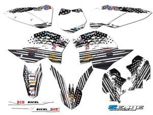 2007 2008 2009 2010 FITS KTM SX SXF 125 250 450 525