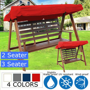 swing chair canopy replacement chairs for outside 2 3 seater garden patio spare image is loading amp