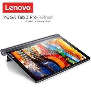 """Lenovo Yoga Tab 3 Pro Refresh 10.1"""" Atom x5-Z8550 QHD 2560x1600 Android 6.0 64GB"""