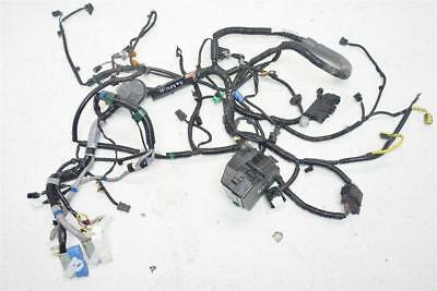 07 08 09 Honda CR-V Headlight harness wires wiring engine