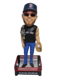 Image result for dustin pedroia bobblehead wwe