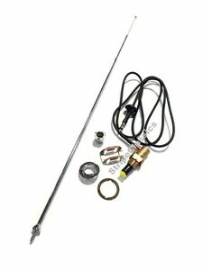 70 71 72 73 Challenger Complete Antenna Kit w/Correct Base