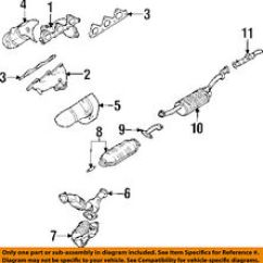 2002 Mitsubishi Montero Wiring Diagram Bird Unlabeled Sport Exhaust Great Installation 3000gt Database Rh 7 5 Infection Nl De 1998 Lifted