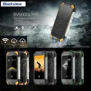 Blackview BV6000s Tri-proof Smartphone 2GB+16GB Waterproof Android 6.0 NFC J4A0
