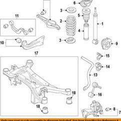 2002 Vw Passat Exhaust System Diagram Diagramming Sentences Practice Knuckle 2001 Free Wiring For You Volkswagen Oem 15 16 Golf Rear Suspension Spindle Rh Ebay Com Parts Engine